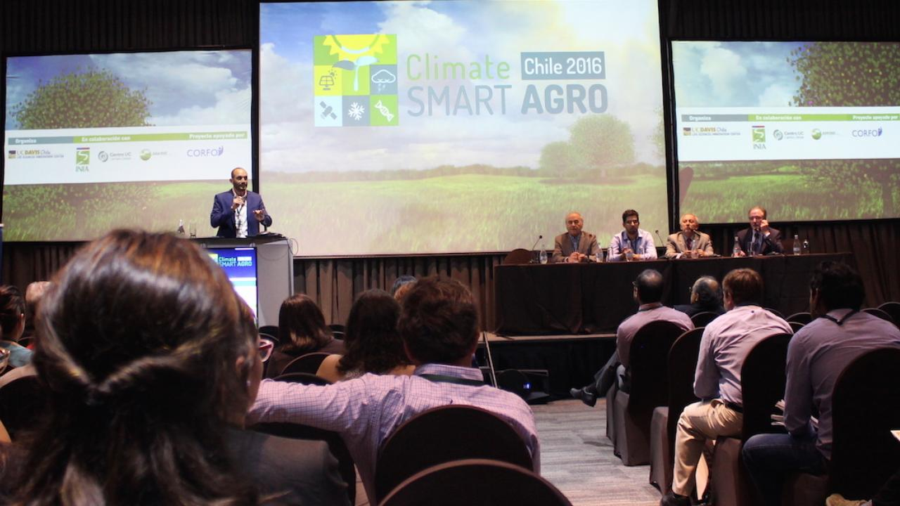 climate smart agro
